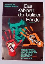 KABINETT DER BLUTIGEN HÄNDE / PICTURE MOMMY DEAD * Gabor A1-Filmposter EA -1970