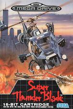 # Sega Mega Drive-Super Thunder Blade-Top/MD juego #