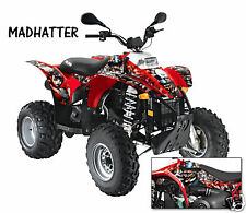 AMR STICKER KIT POLARIS SCRAMBLER TRAILBLAZER 400 500 M