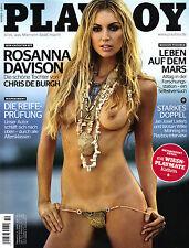 Playboy 10/2012    ROSANNA DAVISON & KATHRIN GÖPPERT   Oktober/2012