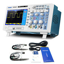 Hantek Dso5102p Usb Digital Storage Oscilloscope 2 Channels 100mhz 1gsas