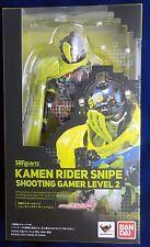 Kamen Rider Snipe Level 2   Bang Bang Shooting   Ex-Aid   S.H.Figuarts