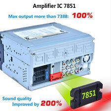 7'' 2-DIN Bluetooth DVD Car Radio Media MP5 Player Touch Screen Naviga 1080P HQ