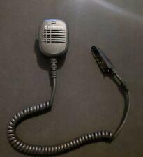 Motorola Hmn9052e 2 Way Comm Radio Mic Great Condition