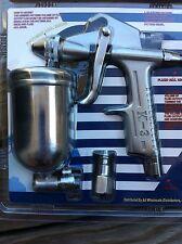 NEW MINI AIR SPRAY GUN 4OZ GRAVITY FEED PAINTING TOOL AUTO SHOP HOME REPAIR