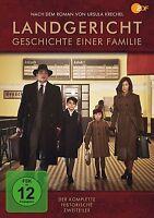 LANDGERICHT - GESCHICHTE EINER FAMILIE  WOKALEK,JOHANNA/AUER,BARBARA/+ DVD NEU