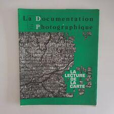 La Documentation Photographique Dossier 5-295 mai 1969 La Lecture de la carte