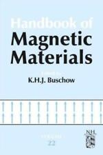 Handbook of Magnetic Materials, Volume 22