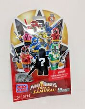 Mega Bloks Construx 5714 POWER RANGERS -BLIND mystery pack SERIES 3 NEW & SEALED