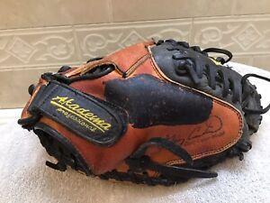 """Akadema AGC98 31.5"""" Gary Carter Youth Baseball Catchers Mitt Right Hand Throw"""