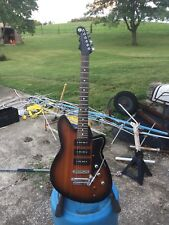 Reverend Warhawk 390 Guitar