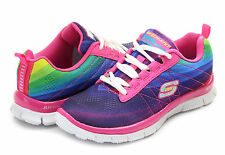 Skechers GIRL'S Skech Appeal-PRETTY PLEASE Sneaker US 11.5