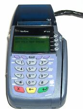 VeriFone  Credit Card Charge Terminal Machine   - used about 18 months
