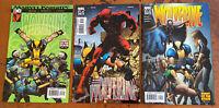 lot of 3 Wolverine Vol 3. 23 24 25 NM Marvel Comics x-men daredevil Nick Fury