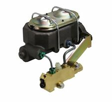 "Hot Rod Master Cylinder 1"" Bore  disc/drum proportioning valve  M_3A1"