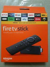 Amazon Fire TV Stick (3rd Gen) Media Streamer with 2nd Gen Alexa Voice Remote -…