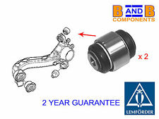 BMW E36 E46 Z4 REAR ARM AXLE MOUNT TRAILING BALL JOINT MOUNT x 2 LEMFORDER A1159