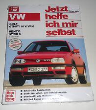 Reparaturanleitung VW Golf III 3 GTI / GTI 16V / VR6 + Vento GT + VR6 ab Bj. ´92