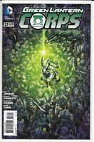 Green Lantern Corps #27 New 52 DC Comic 1st Print 2014 NM