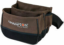 Champion Traps & Targets Trapshooting Double Box Shell Pouch 45852