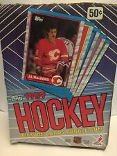 Topps 1989 Hockey Picture Cards