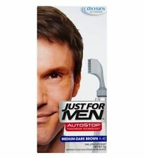 Just for Men Autostop Hair Colour - Medium Dark Brown