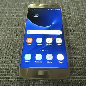 SAMSUNG GALAXY S7, 32GB (SPRINT) CLEAN ESN, WORKS, PLEASE READ!! 40128