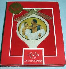 Thomas Blackshear Ebony Visions Ornament Love For A Lifetime by Lenox New