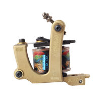 High Strength Coil Tattoo Machine Copper Tattoo Gun for Liner Shader Supply Set