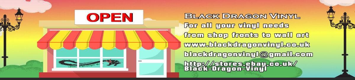 Black Dragon Vinyl