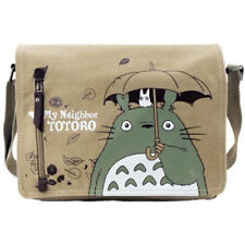 My Neighbor Totoro Canvas Shoulder Bag Anime Cosplay Backpack Messenger Outfit