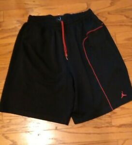 Nike Air Jordan Brand  Basketball Shorts XXL black/red