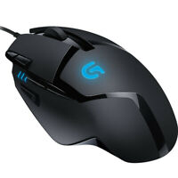Logitech G402 Hyperion Fury Gaming Mouse Optical 4000DPI Brand New Retail
