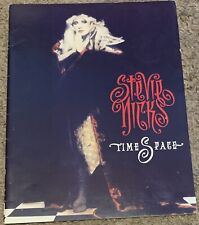 Stevie Nicks 91 Whole Lotta Trouble tour book Fleetwood Mac program Timespace cd