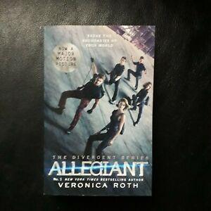 Veronica Roth Allegiant Paperback Book Brand New