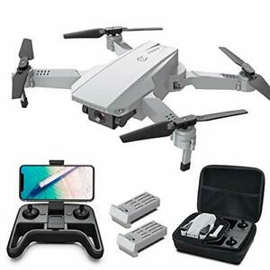 Tomzon D25 Drone with Camera for Adults 4K UHD, FPV Quadcopter Foldable
