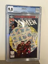 Uncanny X-Men #141 CGC 9.0 1981 1st app. Rachel Summers