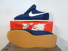 Vintage Nike Oceania Running Shoes 1982 Navy/White MIB Men's Size 13.5 NEW MINT