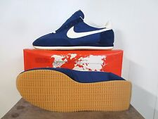 Vintage Nike Oceania Running Shoes 1982 Navy/White MIB Men's Size 13.5 NEW MINT