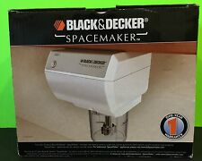 Black And Decker SpaceMaker Mini Food Processor Coffee Grinder NEW IN BOX Gift