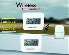 IM1202 WIRELESS INDOOR/OUTDOOR THERMOMETER X 2 RECEIVER 433M