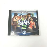 The Sims 2 Special DVD Edition PC, CD-ROM EA Game Tested Works