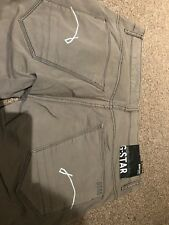 G-Star RAW Mens Chino Jeans Trousers W34 L34