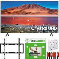"Samsung 55"" 4K UHD Smart LED TV (2020 Model) + TaskRabbit Installation Bundle"