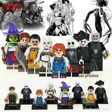 muñeco diabolico Dexter alfiletero bruja lego terror coleccion terror set 8