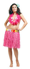 Hawaii Lei Skirt Pink 45cm