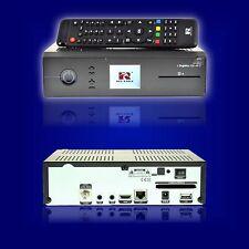 Red Eagle SINGLEBOX LCD HD Linux E2 Ricevitore satellitare 1x lettore schede