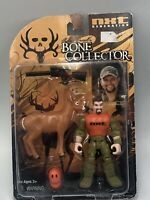 Michael Waddell Action Figure Bone Collector Rifle Hunter NXT Generation New MOC