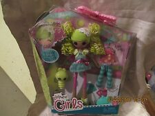 Lalaloopsy Girls Pix E. Flutters™ Doll Stitched Together Hair Color Change NIP