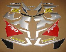 GSX-R 750 SRAD 97 full decals stickers graphics kit set autocollants adhesivi 98
